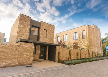 Thumbnail 2 bed detached house for sale in Woodpecker Way, Trumpington