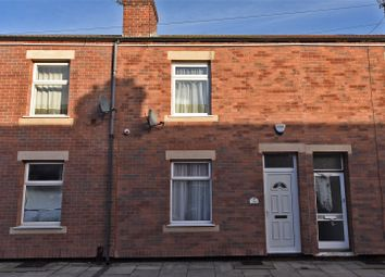 Thumbnail 2 bed terraced house for sale in Mutual Street, Hexthorpe, Doncaster