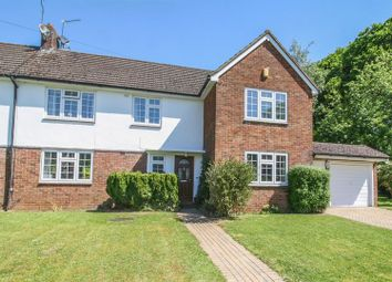 Thumbnail 4 bed semi-detached house for sale in Claymoor Park, Booker, Marlow