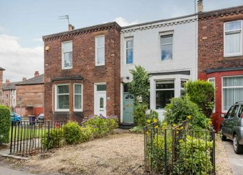 Thumbnail 3 bed terraced house for sale in Dumbarton Road, Glasgow