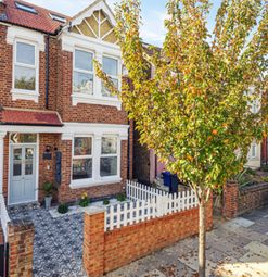 Thumbnail 4 bed terraced house for sale in Hereford Road, Acton