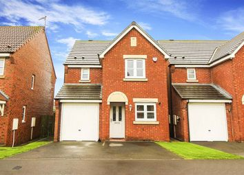 Thumbnail 3 bed detached house for sale in Ladyburn Way, Morpeth, Northumberland