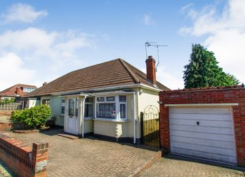Thumbnail 2 bedroom semi-detached bungalow to rent in Merlin Gardens, Collier Row, Romford, Essex