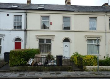 Thumbnail 8 bed terraced house for sale in Woodville Road, Cathays, Cardiff