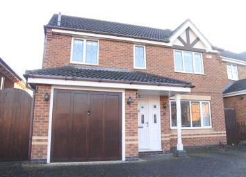 Thumbnail 4 bedroom detached house to rent in Coltfoot Way, Melton Mowbray