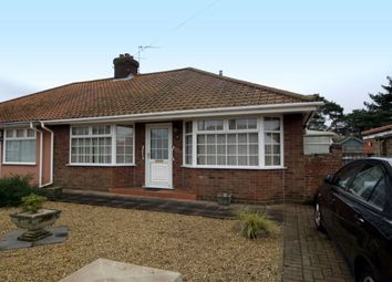 Thumbnail 2 bedroom bungalow for sale in Gorse Road, Thorpe St Andrew, Norwich