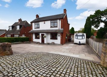 Thumbnail 4 bedroom detached house for sale in Fowlers Lane, Light Oaks, Stoke-On-Trent