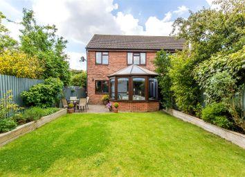 Thumbnail 3 bed semi-detached house for sale in Hawden Close, Hildenborough, Tonbridge