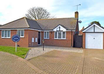 Thumbnail 3 bed detached bungalow for sale in The Brambles, Bembridge, Isle Of Wight