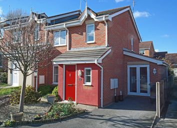 Thumbnail 3 bed semi-detached house to rent in Moat House Way, Conisbrough