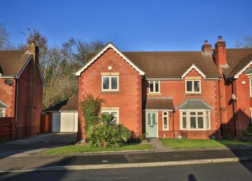 4 bed detached house for sale in Clos Coed Hir, Whitchurch, Cardiff CF14