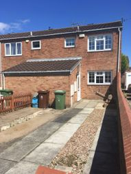 Thumbnail 3 bed town house to rent in Columbus Way, Grimsby