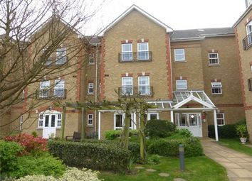 Thumbnail 2 bed property for sale in Kingfisher Court, Draper Close, Isleworth, Middlesex