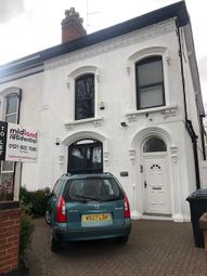 Thumbnail 3 bed terraced house to rent in Pershore Road, Birmingham