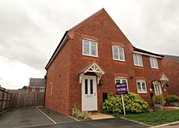 Thumbnail 3 bed semi-detached house for sale in Jotham Close, Kidderminster