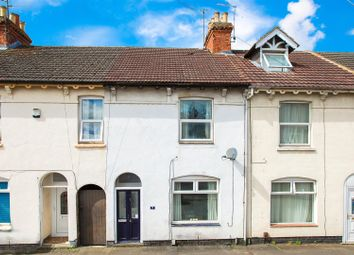 Thumbnail 2 bed terraced house for sale in Leicester Street, Kettering