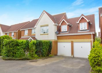 Thumbnail 5 bed detached house for sale in Pomphrey Hill, Mangotsfield, Bristol