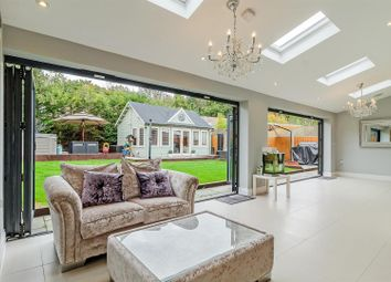 Thumbnail 4 bed detached house for sale in Marconi Gardens, Pilgrims Hatch, Brentwood