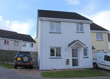 Thumbnail 3 bed semi-detached house for sale in Stevens Court, Bugle, St Austell, Cornwall