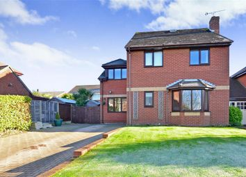 Thumbnail 4 bed detached house for sale in Old Swanwick Lane, Lower Swanwick, Southampton, Hampshire