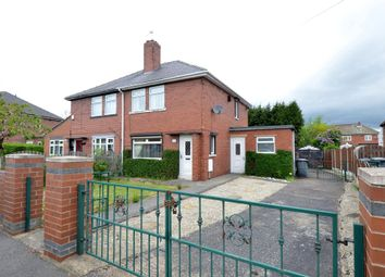 Thumbnail 2 bed semi-detached house for sale in Riber Avenue, Barnsley