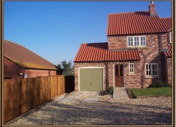 Thumbnail 2 bed end terrace house to rent in Gringley Court, Gringley-On-The-Hill, Doncaster