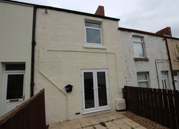 Thumbnail 3 bed terraced house for sale in Hollings Terrace, Chopwell, Newcastle Upon Tyne