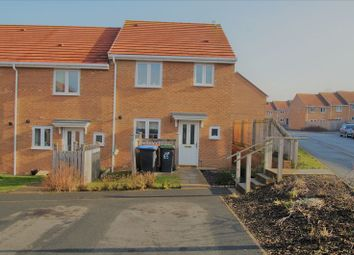 Thumbnail 3 bed semi-detached house for sale in Hilltop View, Langley Park, Durham