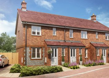 "Thumbnail 3 bed end terrace house for sale in ""The Hanbury  "" at Hinchliff Drive, Wick, Littlehampton"