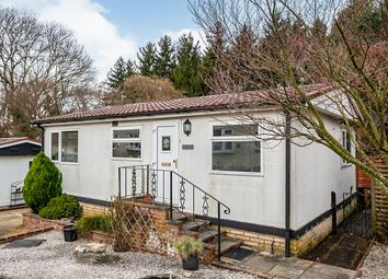 The Drive, Hedge Barton, Fordcombe, Tunbridge Wells, Kent TN3. 2 bed mobile/park home