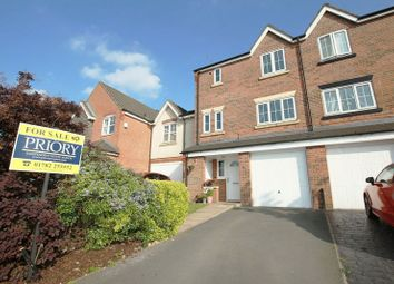 Thumbnail 4 bed semi-detached house for sale in Briarswood, Biddulph, Stoke-On-Trent