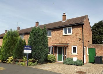 Thumbnail 2 bed end terrace house for sale in Brent Road, Tattershall, Lincoln