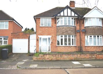 Thumbnail 3 bed semi-detached bungalow to rent in Fulcbeck, Leicester