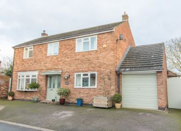 Thumbnail 4 bed detached house for sale in High Street, North Kilworth