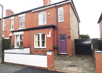 Thumbnail 3 bed semi-detached house for sale in Peter Street, Hazel Grove, Stockport, Greater Manchester