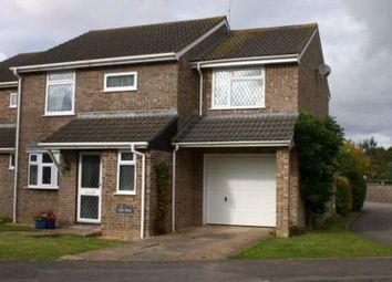 Thumbnail 4 bedroom semi-detached house for sale in York Road, Hungerford