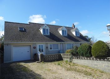 Thumbnail 2 bed detached bungalow for sale in Peace Haven, Windy Hall, Fishguard, Pembrokeshire