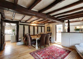 Thumbnail 3 bed cottage for sale in Belmont Hill, Newport, Saffron Walden