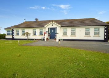 4 bed detached bungalow for sale in Ballygalget Road, Portaferry BT22