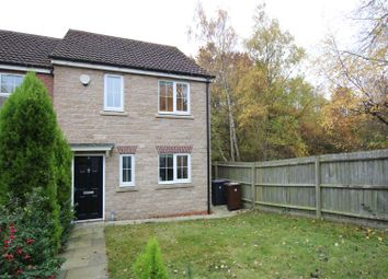 Thumbnail 3 bed town house for sale in Cherry Blossom Court, Lincoln