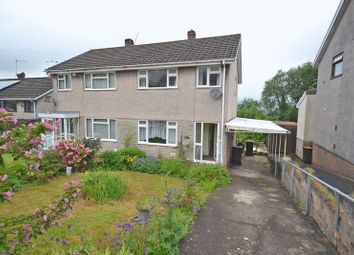 Thumbnail 3 bed semi-detached house to rent in Semi-Detached House, Grosvenor Road, Bassaleg