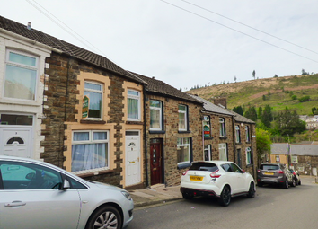 Thumbnail 2 bedroom terraced house for sale in Alexandra Road, Pontycymer, Bridgend