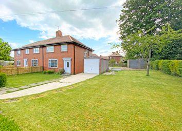 Thumbnail 4 bed semi-detached house for sale in Finden Gardens, Hampsthwaite, Harrogate