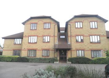 Thumbnail 1 bed flat to rent in Hirondelle Close, Alsace Park, Duston
