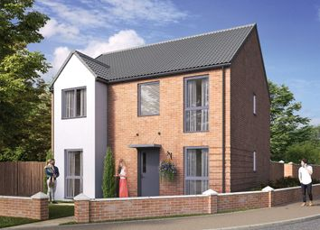 Thumbnail 4 bed detached house for sale in Silbury Road, Bristol