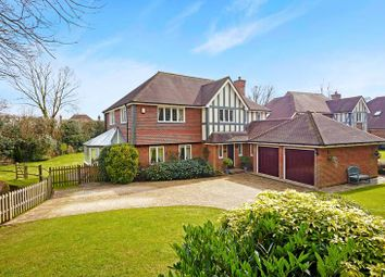 Thumbnail 5 bed detached house to rent in Speldhurst Road, Langton Green, Tunbridge Wells