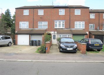 Thumbnail 3 bed terraced house for sale in Burncroft Avenue, Enfield, Greater London