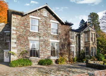 Thumbnail 3 bed flat for sale in Wood Close, Grasmere