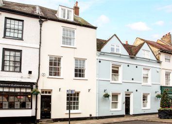 Thumbnail 4 bedroom terraced house for sale in High Street, Eton, Berkshire