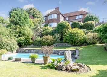 Thumbnail 3 bed detached house for sale in Blackhouse Hill, Hythe